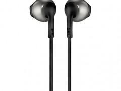 JBL T205 Handsfree Ακουστικά - Black (JBLT205BLK)