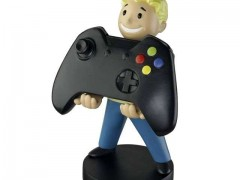 Exquisite Gaming Cable Guys Phone & Controller Holder - Fallout Vault Boy & Καλώδιο 2m Micro-USB σε USB (S10194976)