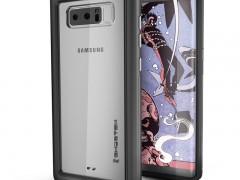 Ghostek Atomic Slim Θήκη Samsung Galaxy Note 8 - Black (CA-GHOCAS674-00)