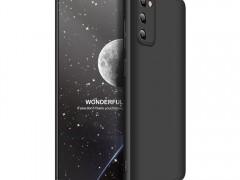 GKK Θήκη Full Body 360° Samsung Galaxy A41 - Black (72497)