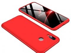 GKK Θήκη Hybrid Full Body 360° Honor Play - Red (44486)