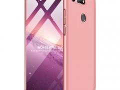 GKK Θήκη Hybrid Full Body 360° Huawei Honor View 20 - Rose Gold (47852)