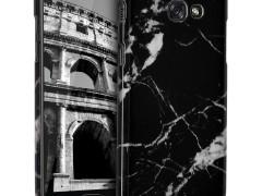 KW Σκληρή Θήκη Samsung Galaxy A5 (2017) - Black / White (40879.01)