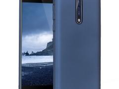 KW Σκληρή Θήκη Nokia 8 - Dark Blue Matte (43239.53)