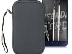 KW Θήκη - Πουγκί Νεοπρενίου με Φερμουάρ για Smartphones έως 4.5