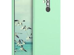 KW Θήκη Σιλικόνης Huawei Mate 20 Lite - Mint Matte (46202.50)