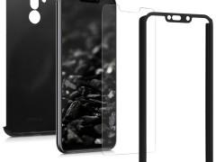 KW Θήκη Full Body για Huawei Mate 20 Lite & Tempered Glass - Metallic Black (46208.68)