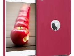 KW Θήκη Σιλικόνης Apple iPad Mini 4 - Fuchsia Matte (46862.100)