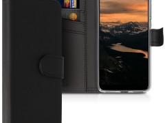 KW Θήκη - Πορτοφόλι Nokia 3.1 Plus - Black (47172.01)