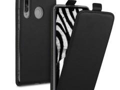 KW Flip Θήκη Huawei P30 Lite - Black (50395.01)