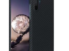Kalibri Aramid Fiber Body - Σκληρή Θήκη Huawei P30 Pro - Black Matte (50857.47)