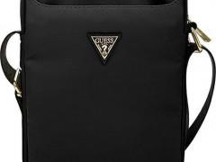 Guess Triangle Logo Tablet Bag - Universal Τσάντα Μεταφοράς Tablet 10