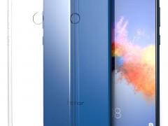 Caseflex Θήκη Σιλικόνης Huawei Honor 7X - Clear (HU-AW03-Z534)