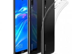 Διάφανη Θήκη Σιλικόνης TPU Flexair Huawei Y7 2019 - OEM (46825)