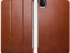 iCarer Δερμάτινη Θήκη Apple iPad Pro 11
