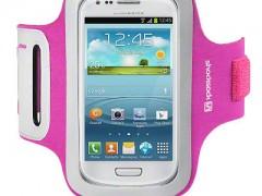 Θήκη Μπράτσου Samsung Galaxy S3 Mini by Shocksock (007-002-012)