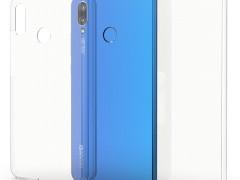 KW Διάφανη Θήκη Σιλικόνης Full Body Huawei P20 Lite - Transparent (44370.03)