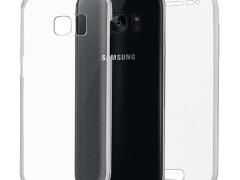 KW Διάφανη Θήκη Σιλικόνης Full Body Samsung Galaxy S7 - Transparent (37821.03)