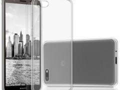 KW Θήκη Σιλικόνης Huawei Y5 / Y5 Prime 2018 - Clear (45282.03)
