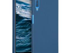 KW Θήκη Σιλικόνης Samsung Galaxy A7 2018 - Navy Blue (46422.116)