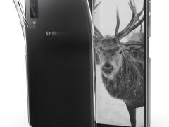 KW Θήκη Σιλικόνης Samsung Galaxy A7 2018 - Transparent (46419.03)