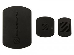 Scosche MagicMount Magnetic Mount Replacement Kit- Black