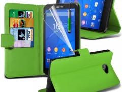 Θήκη Sony Xperia E4 - Πορτοφόλι (001-005-447) - OEM