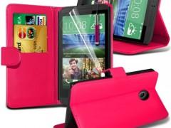 Θήκη HTC Desire 820 - Πορτοφόλι (001-028-827) - OEM