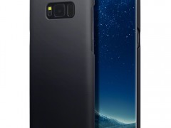 Terrapin Σκληρή Θήκη Καουτσούκ Samsung Galaxy S8 Plus - Black (151-002-177)