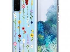 Spigen Θήκη Ciel Samsung Galaxy S20 Plus - Flower Garden (ACS00763)