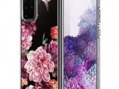 Spigen Θήκη Ciel Samsung Galaxy S20 Plus - Rose Floral (ACS00762)