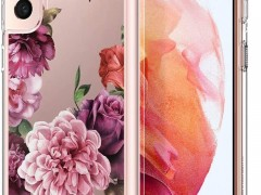 Spigen Θήκη Cyrill Cecil Samsung Galaxy S21 5G - Rose Floral (ACS02429)