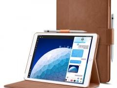 Spigen Θήκη iPad Air 3 10.5'' 2019 - Brown (073CS26323)
