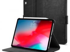 Θήκη Spigen Stand Folio Case iPad Pro 12.9'' 2018 - Black (068CS25646)