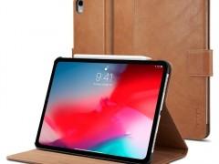 Θήκη Spigen Stand Folio Case iPad Pro 12.9'' 2018 - Brown (068CS25647)