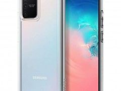 Spigen Θήκη Ultra Hybrid Samsung Galaxy S10 Lite - Crystal Clear (ACS00689)