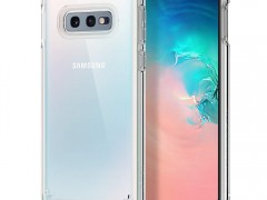 Spigen Θήκη Ultra Hybrid Samsung Galaxy S10e - Crystal Clear (609CS25838)