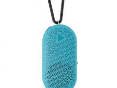 Zagg Action Wearable Speaker - Teal (9907)