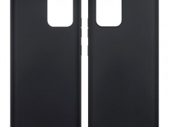 Terrapin Θήκη Σιλικόνης Samsung Galaxy S10 Lite - Black (118-002-827)