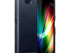 Terrapin Θήκη Σιλικόνης Carbon Fibre Design Sony Xperia 10 Plus - Blue (118-005-497)
