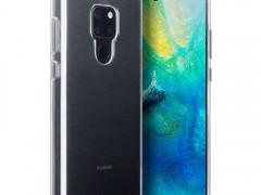 Terrapin Θήκη Σιλικόνης Huawei Mate 20 - Clear (118-083-192)