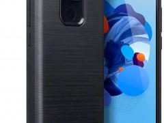 Terrapin Θήκη Σιλικόνης Carbon Fibre Huawei Mate 30 Lite - Black (118-083-212)