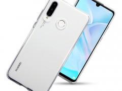 Terrapin Θήκη Σιλικόνης Huawei P30 Lite - Clear (118-083-208)