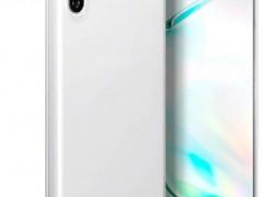 Terrapin Θήκη Σιλικόνης Samsung Galaxy Note 10 Plus - Clear (118-002-787)