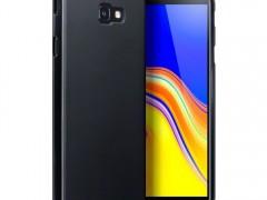 Terrapin Θήκη Σιλικόνης Samsung Galaxy J4 Plus 2018 - Solid Black Matte Finish (118-002-732)
