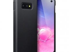 Terrapin Θήκη Σιλικόνης Samsung Galaxy S10e - Black Matte (118-002-742)