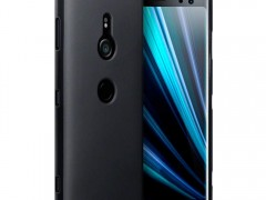 Terrapin Θήκη Σιλικόνης Sony Xperia XZ3 - Solid Black Matte Finish (118-005-485)