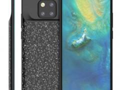 Θήκη με Ενσωματωμένη Μπαταρία 5000mAh Huawei Mate 20 Pro - Fast Charge - Black (15608) - OEM