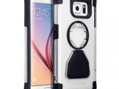 Rokform Θήκη Samsung Galaxy S6 V3 Crystal Case με Μαγνητική Βάση Αυτοκινήτου - Crystal Clear (131-002-017)