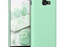 KW Θήκη Σιλικόνης Samsung Galaxy A5 2017 - Mint Matte (40717.50)